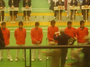 準優勝NTT東日本