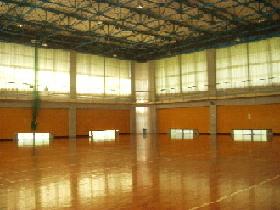 大渕池体育館
