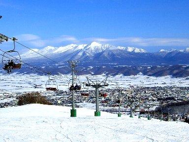 富良野スキー1