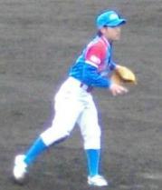 赤崎・佐々木慶喜投手