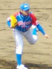 赤崎・志田投手