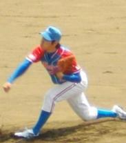 赤崎・山本投手3