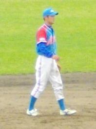 赤崎・多田内野手