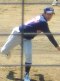 前沢・四谷選手