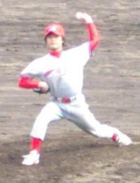 529 釜石・斉藤投手