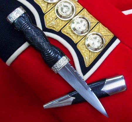 Sgian Dubh Knives - スキャンド...