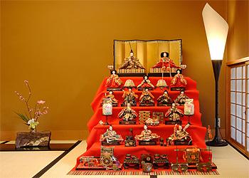 浅田屋雛祭り