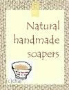 natural handmade soapers
