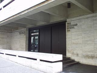 ジュリアード音楽院