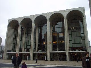 メトロポリタン歌劇場