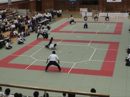 国際大学、坂本選手のスーパー飛燕(MY HIT)