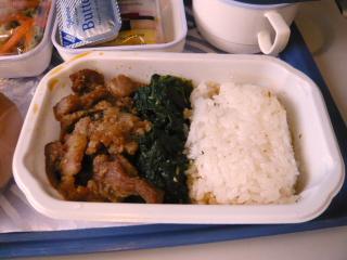機内食-2