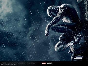 スパイダーマン3・黒