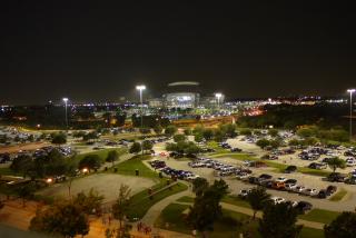 DFWの夜景