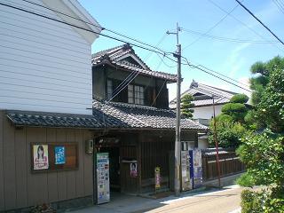 高取町家スケッチ2