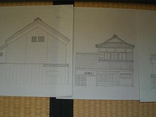 高取町家スケッチ5