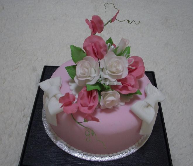 知子さん 生ケーキ