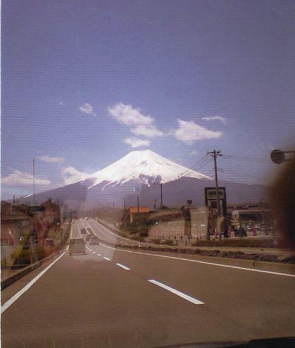 2010年5月1日 富士山