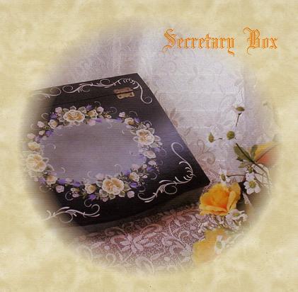 セクレタリーBox (バラ)