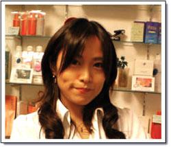 毛髪診断士の小林弘子さん