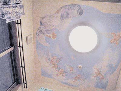 天井画06