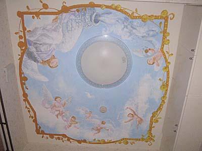 天井画10