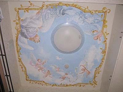 天井画11