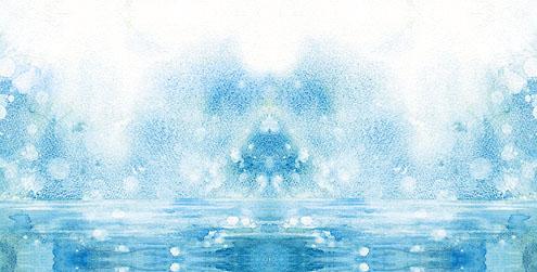 青い天使の棲む海で