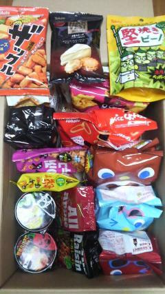 東ハトお菓子詰め合わせセット