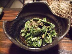 ひだ路・山菜2