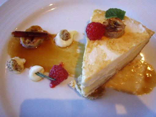 ワタシのデザート♪バナナクリームパイ