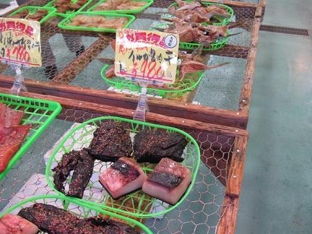 沼津魚市場 イルカ.jpg