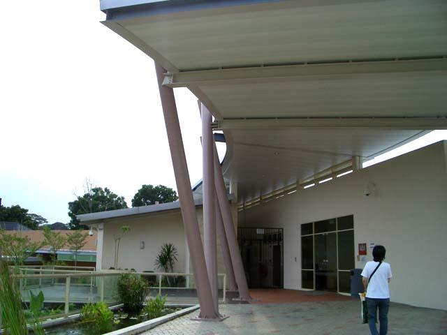 検疫所施設