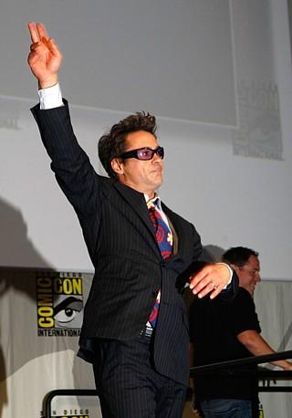 Comic-Con 2009 Iron Man 2_1