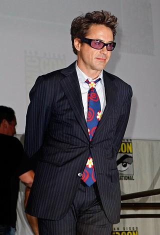 Comic-Con 2009 Iron Man 2_2
