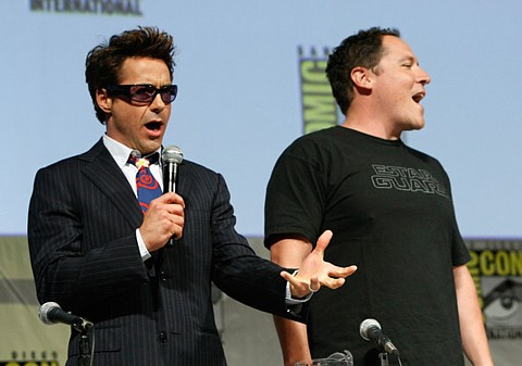 Comic-Con 2009 Iron Man 2_3