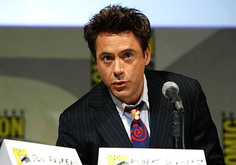 Comic-Con 2009 Iron Man 2_4