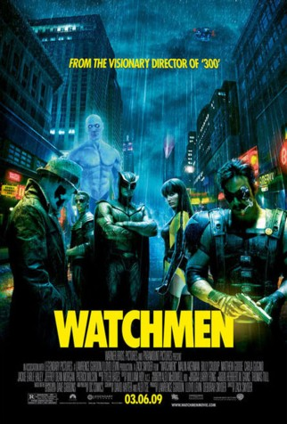 Watchmen final poster