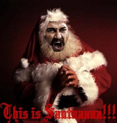 This is Santa
