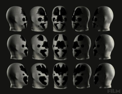 many faces of Rorschach