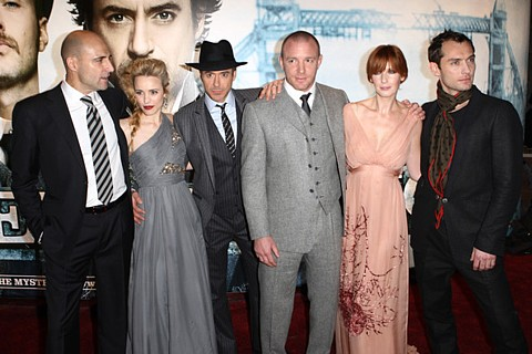 Sherlock Holmes World Premiere_1