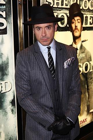 Sherlock Holmes World Premiere_2