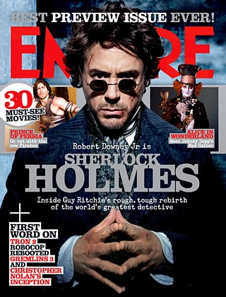 Holmes on Empire cover