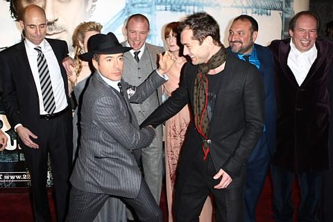 Sherlock Holmes World Premiere_10