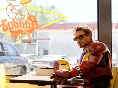 Tony in Randy's Donuts