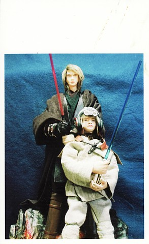 Anakins made by Toshi-san