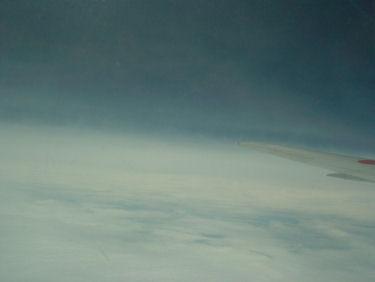 良かった…雲の上は晴天でした