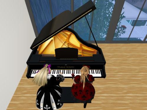 ピアノ連弾3