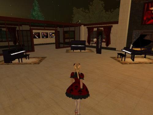 ピアノのお店