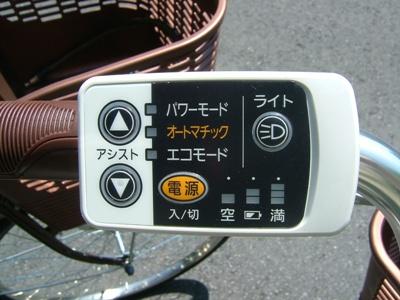 6台全て電動アシスト付き自転車です☆